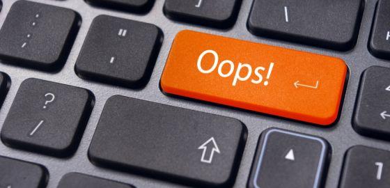 7 Errores Web Que Casi Todas Las Compañías Cometen