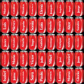 ¿Por qué Coca Cola le puso nombre a sus latas?