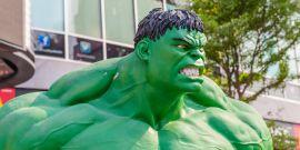 Hulk te Llevará a tu Trabajo