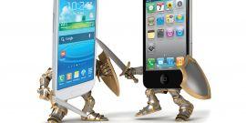Apple es la Estrategia de Samsung para superar a Apple