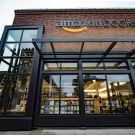 Back To The Future Bookstore