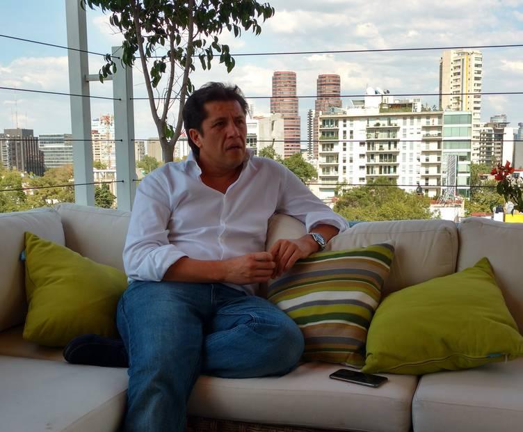 Mauricio Vázquez, CEO de Digilant.