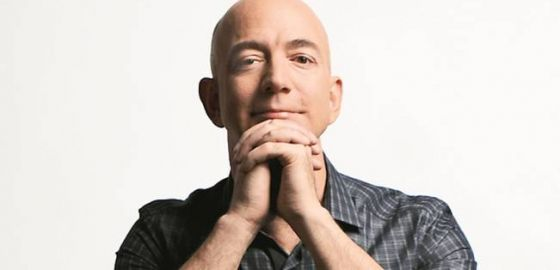 jeff bezos amazon go